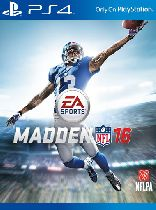 Buy Madden NFL 16 - PS4 (Digital Code) Game Download