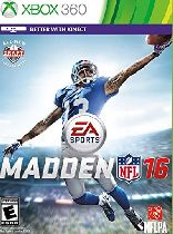 Buy Madden NFL 16 - Xbox 360 (Digital Code) Game Download