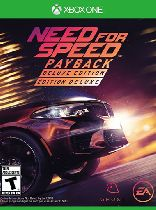 Buy Need for Speed Payback Deluxe Edition - Xbox One (Digital Code) Game Download