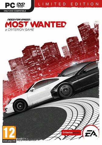 Need for Speed Most Wanted Limited Edition cd key