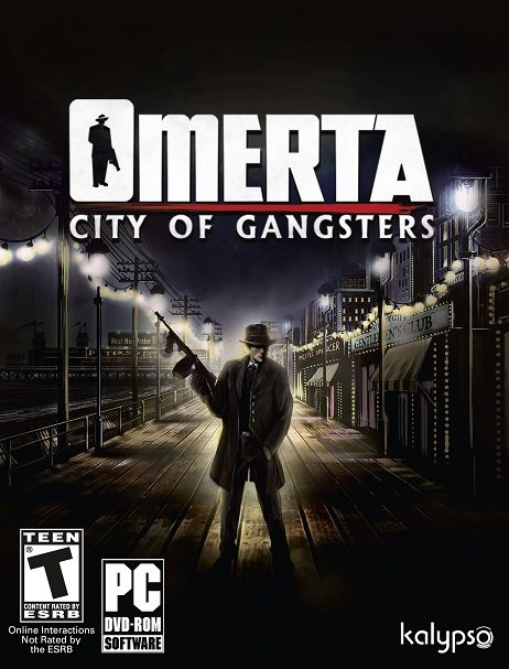 Omerta City of Gangster - Gold Edition cd key