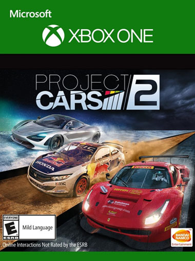 buy project cars 2 xbox one digital code xbox live. Black Bedroom Furniture Sets. Home Design Ideas