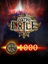 Buy Path of Exile: 1000 Points Game Download