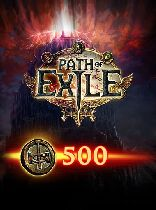 Buy Path of Exile: 500 Points Game Download