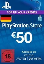 Buy Playstation Network (PSN) Card €50 Euro (Germany) Game Download