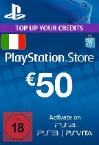 Buy Playstation Network (PSN) Card €50 Euro (Italy) Game Download