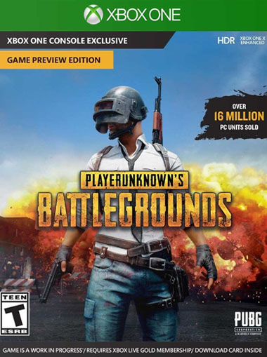 PLAYERUNKNOWNS BATTLEGROUNDS - Xbox One (Digital Code) cd key