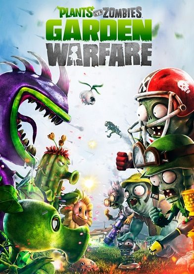 Plants vs. Zombies Garden Warfare cd key