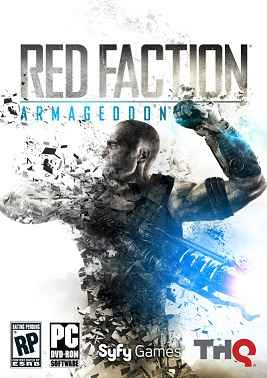 Red Faction Armageddon cd key