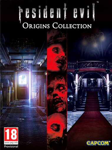 Resident Evil Origins Collection cd key