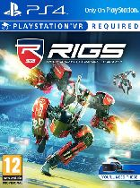 Buy Rigs Mechanized Combat League - PlayStation VR PSVR (Digital Code) Game Download