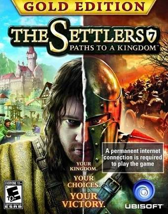 Settlers 7 Paths to a Kingdom Deluxe Gold Edition cd key