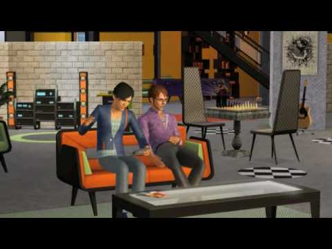 buy the sims 3 high end loft stuff pc game origin download. Black Bedroom Furniture Sets. Home Design Ideas