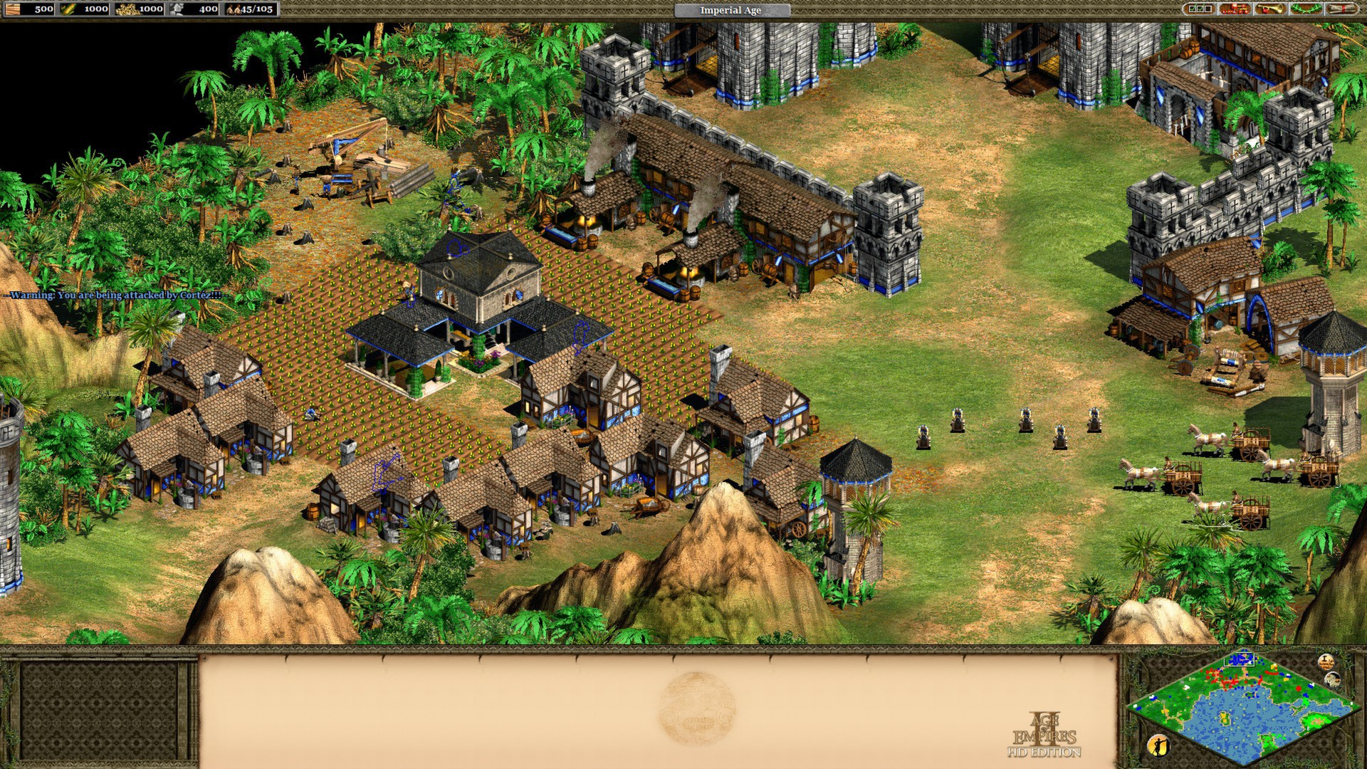 age of empires 2 download steam