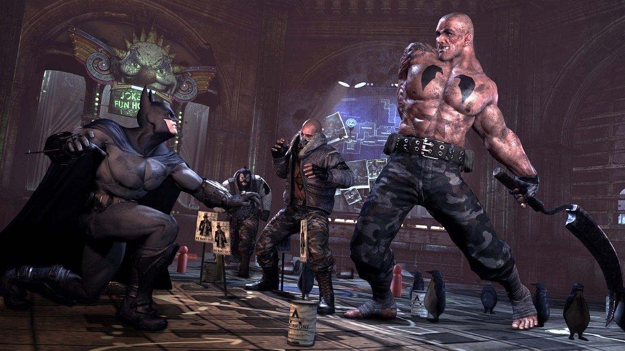 Buy Batman Arkham City GOTY PC Game | Steam Download