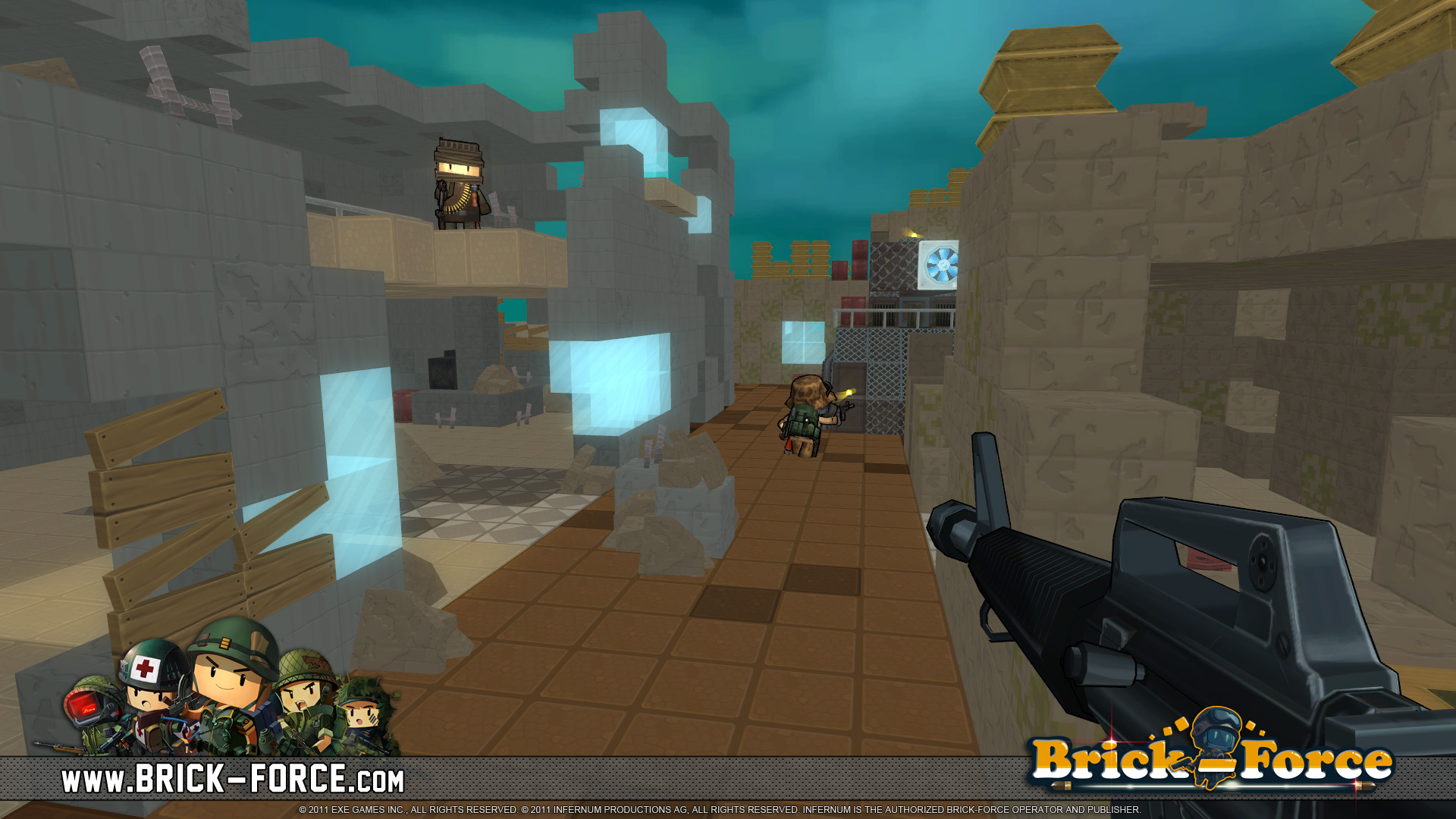 Brick Force Download
