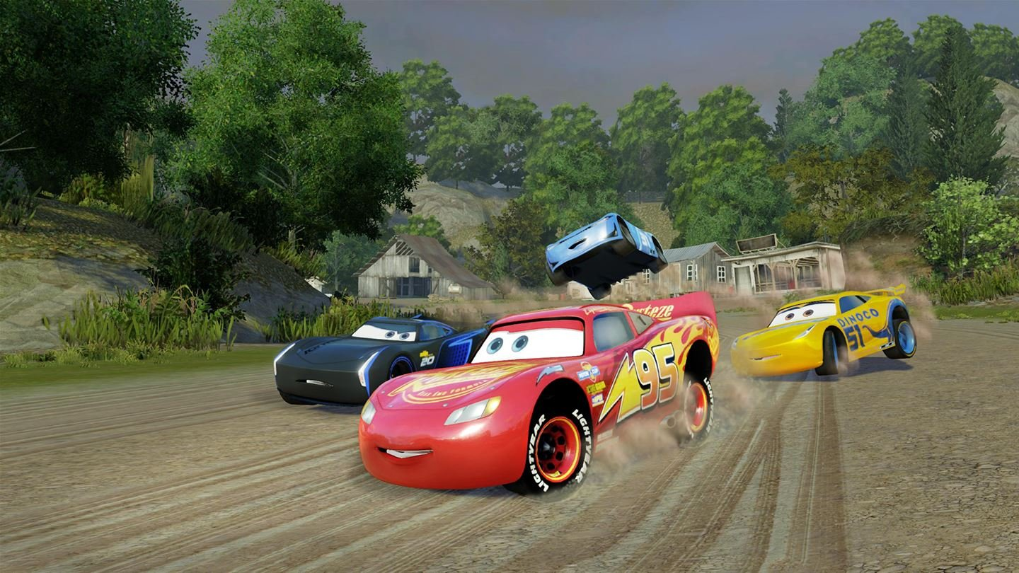 buy cars 3 driven to win xbox one digital code xbox live. Black Bedroom Furniture Sets. Home Design Ideas