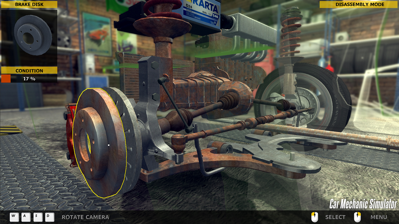Buy Car Mechanic Simulator 2014 Pc Game Steam Download