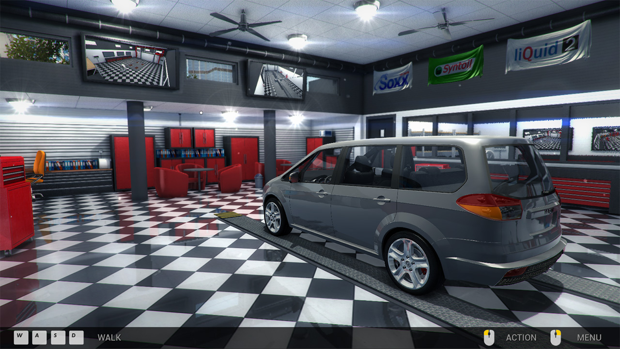 buy car mechanic simulator 2014 pc game steam download. Black Bedroom Furniture Sets. Home Design Ideas