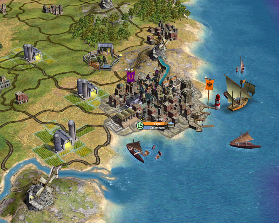 Buy Sid Meiers Civilization IV The Complete Edition PC