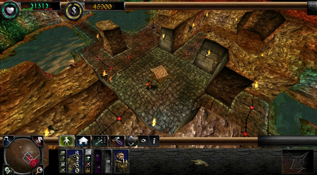 Dungeon keeper 2 patch fr