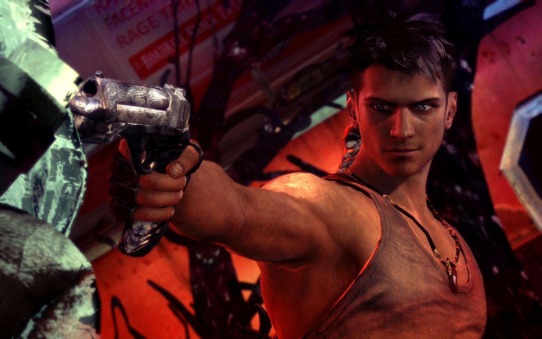 Compras DmC Devil May Cry jogo de PC | Steam Download