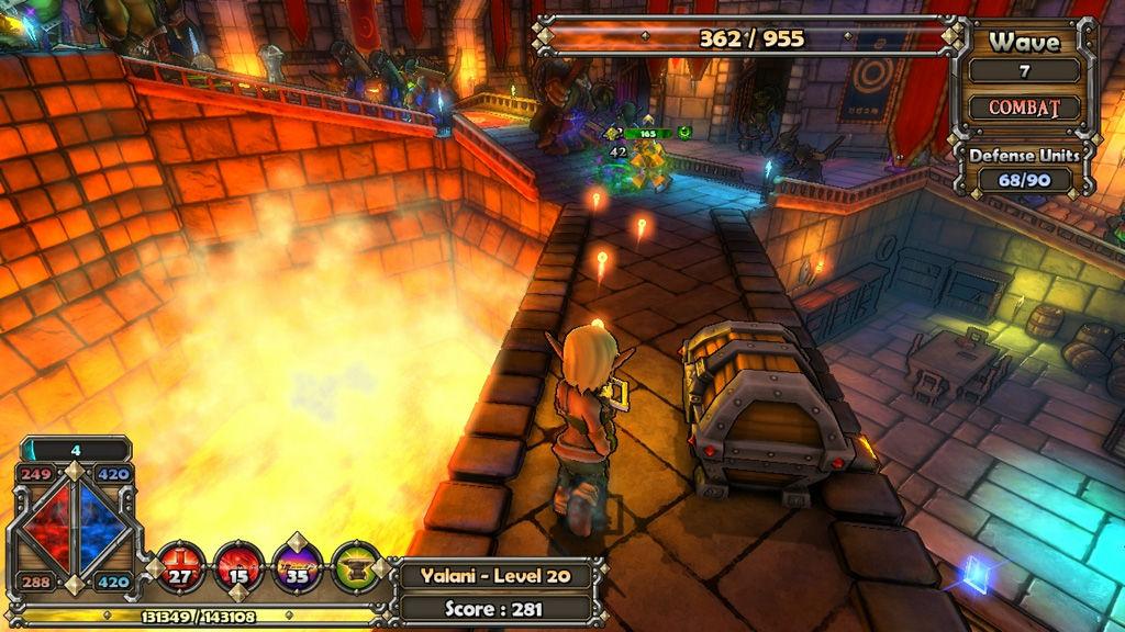 Kaufen dungeon defenders pc spiel steam download - Dungeon defenders 2 console ...