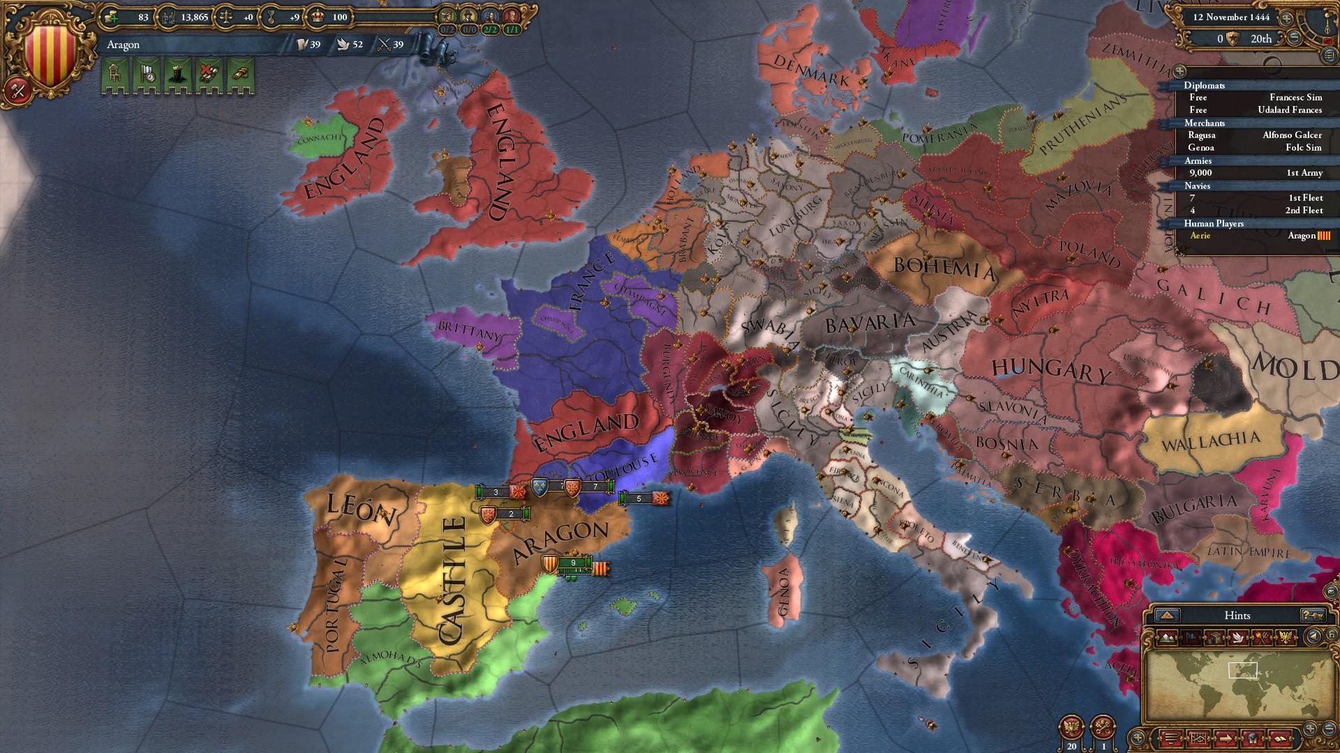 spiel europa