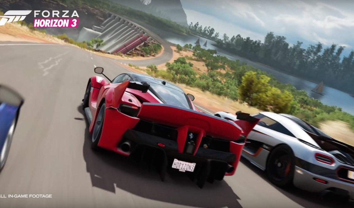 Xbox One Forza Horizon 3 : Kaufen forza horizon standard edition xbox one windows