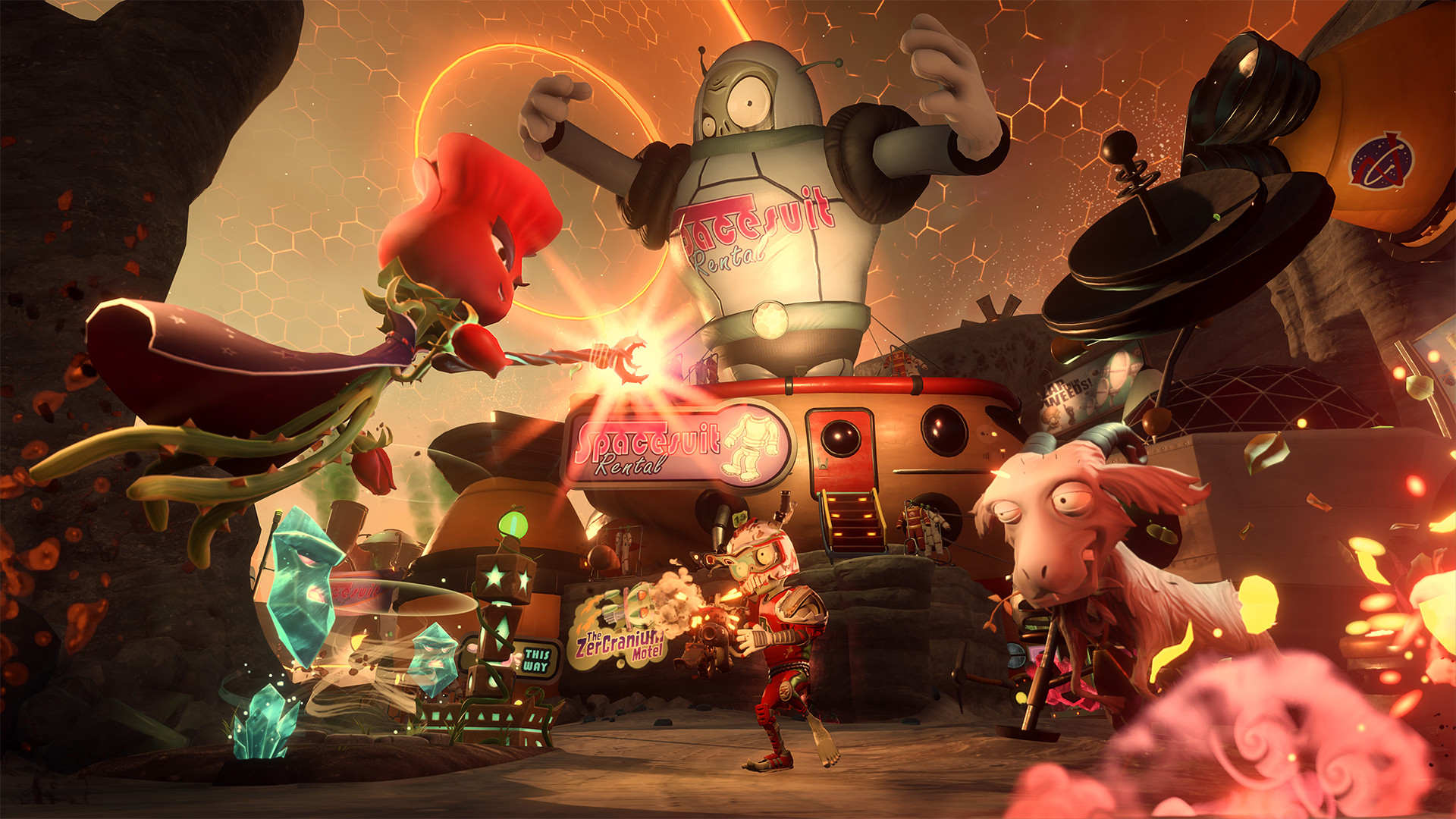 Kaufen plants vs zombies garden warfare 2 pc spiel - Plants vs zombies garden warfare 2 review ...