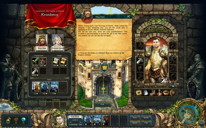 Buy kings bounty the legend download kings bounty the legend