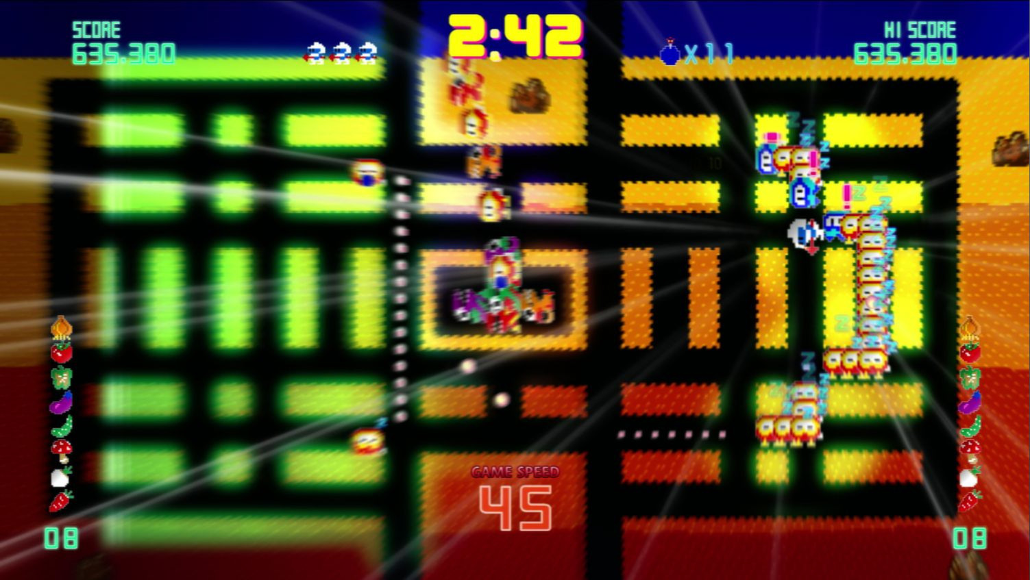 Koop pac man championship edition dx all you can eat - Dx images download ...