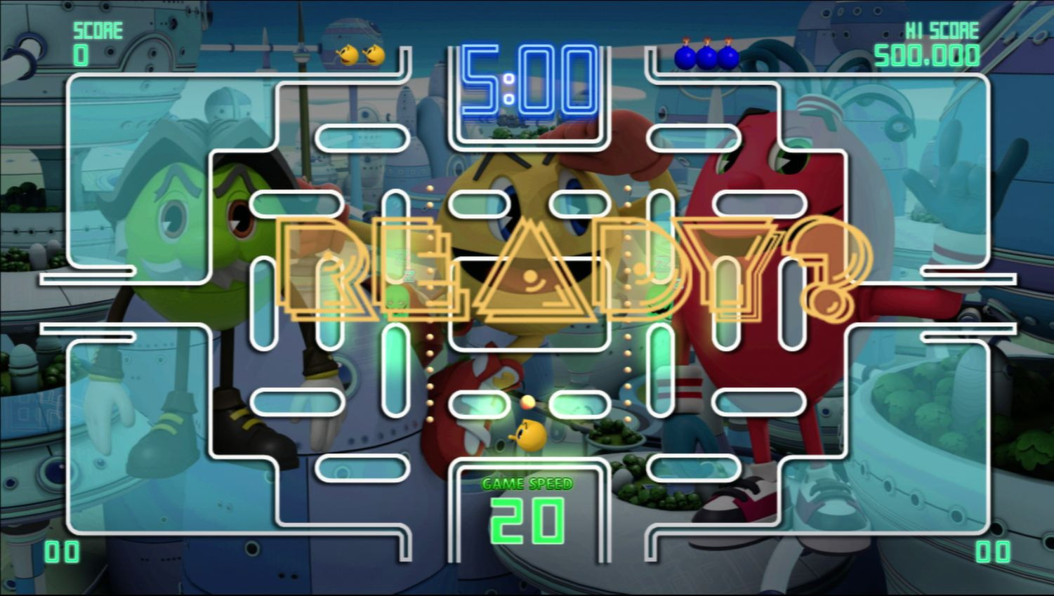 Buy pac man championship edition dx all you can eat - Dx images download ...