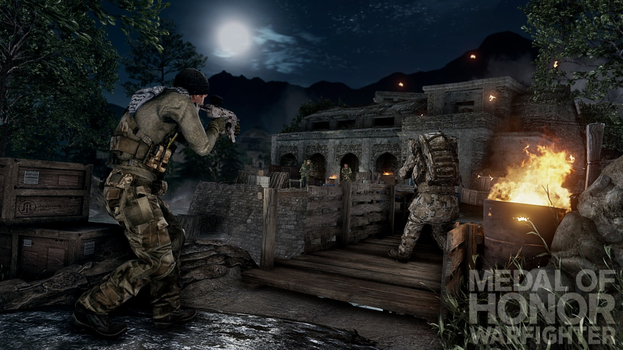 Buy Medal Of Honor Warfighter Limited Edition PC Game
