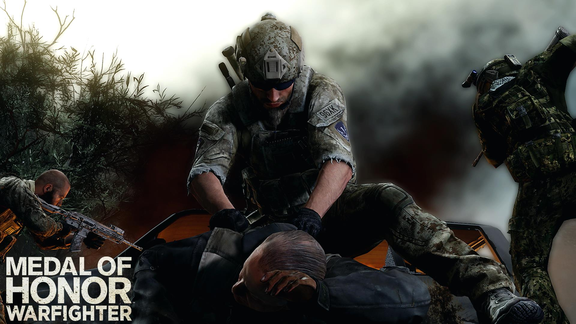 Buy Medal Of Honor Warfighter + DLC PC Game