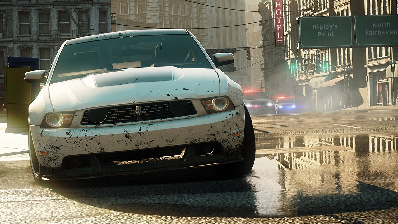 Buy Need for Speed Most Wanted PC Game | Origin Download
