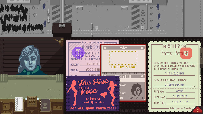 buy papers please game Papers, please windows game  they've kicked off with hotline miami and papers, please as the first two launch titles:  buy $999 buy $999 community rating.
