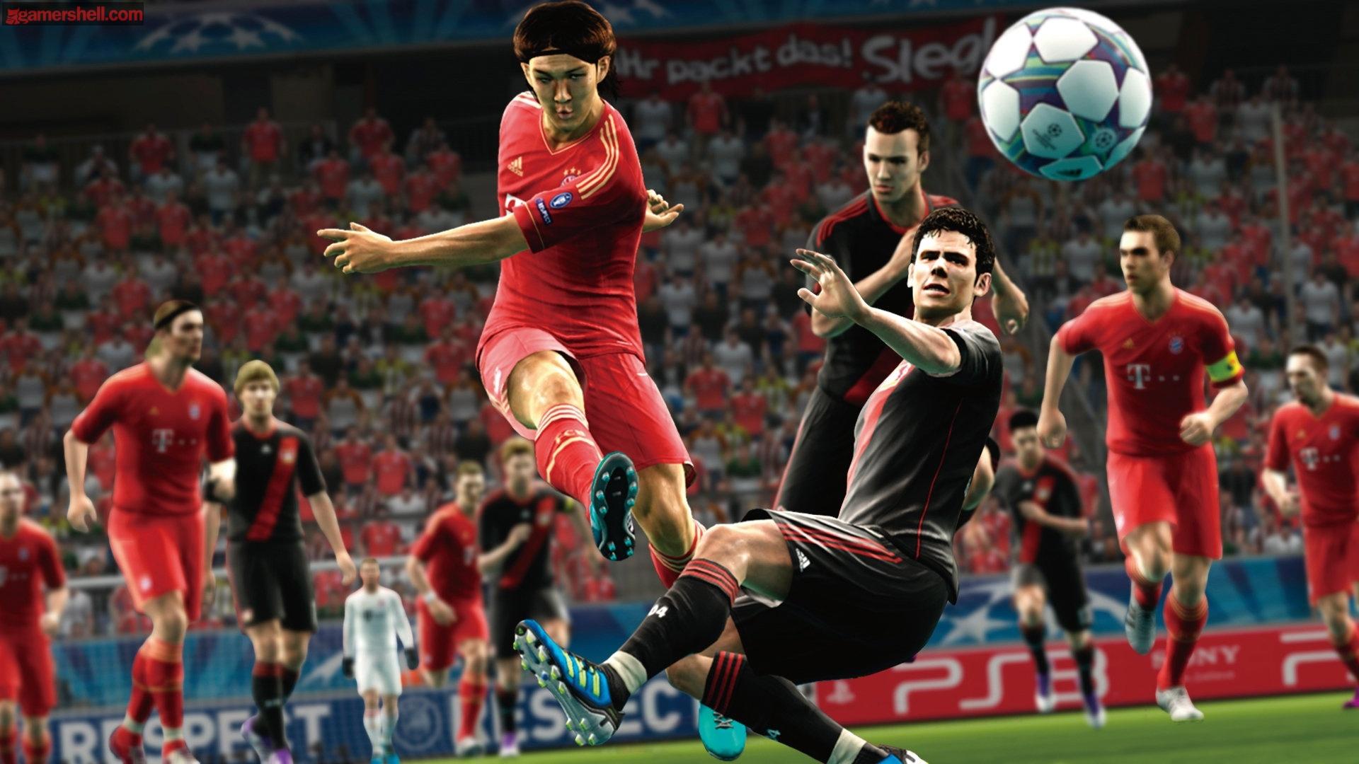 Pro Evolution Soccer 2012 Free Download Full PC Game