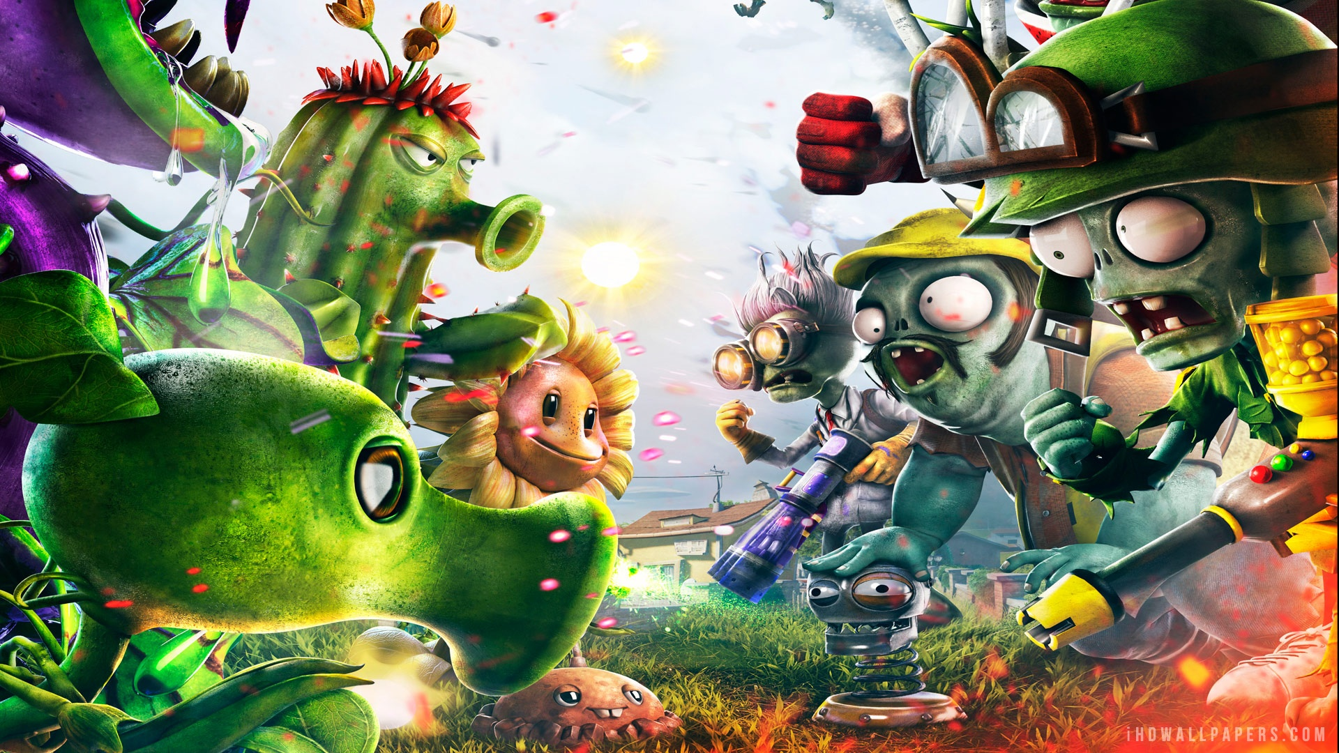 Comprar Plants Vs Zombies Garden Warfare Juego Para Pc Origin Download