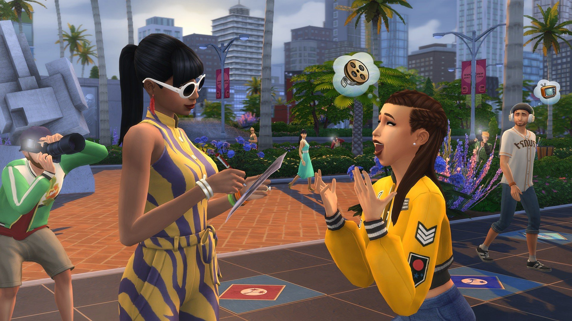 Buy The Sims 4 Get Famous Pc Game Origin Download