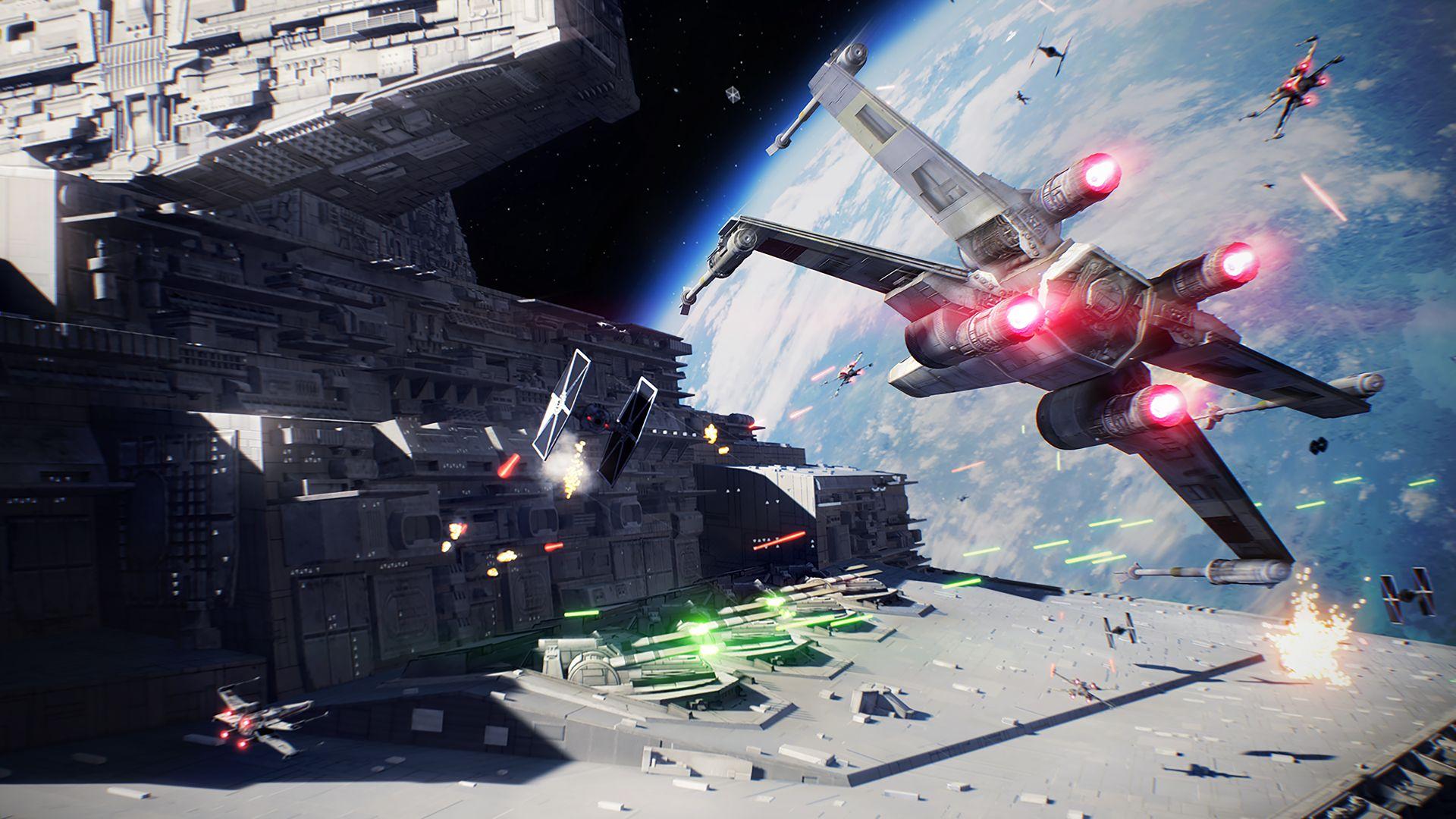 star wars battlefront spiele