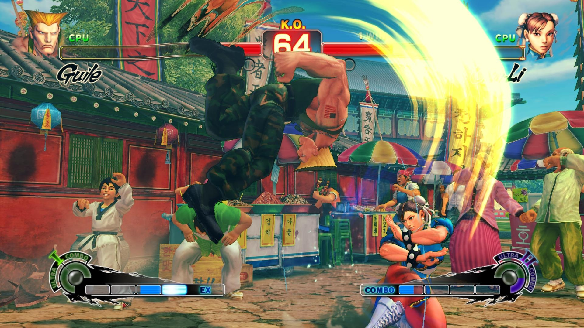 Super Street Fighter 2 Pc Game Free Download
