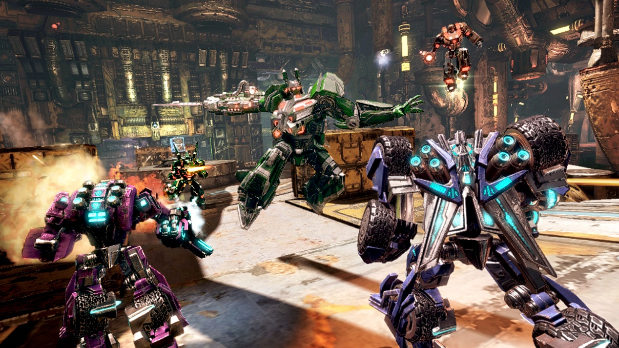 download game transformers fall - photo #24