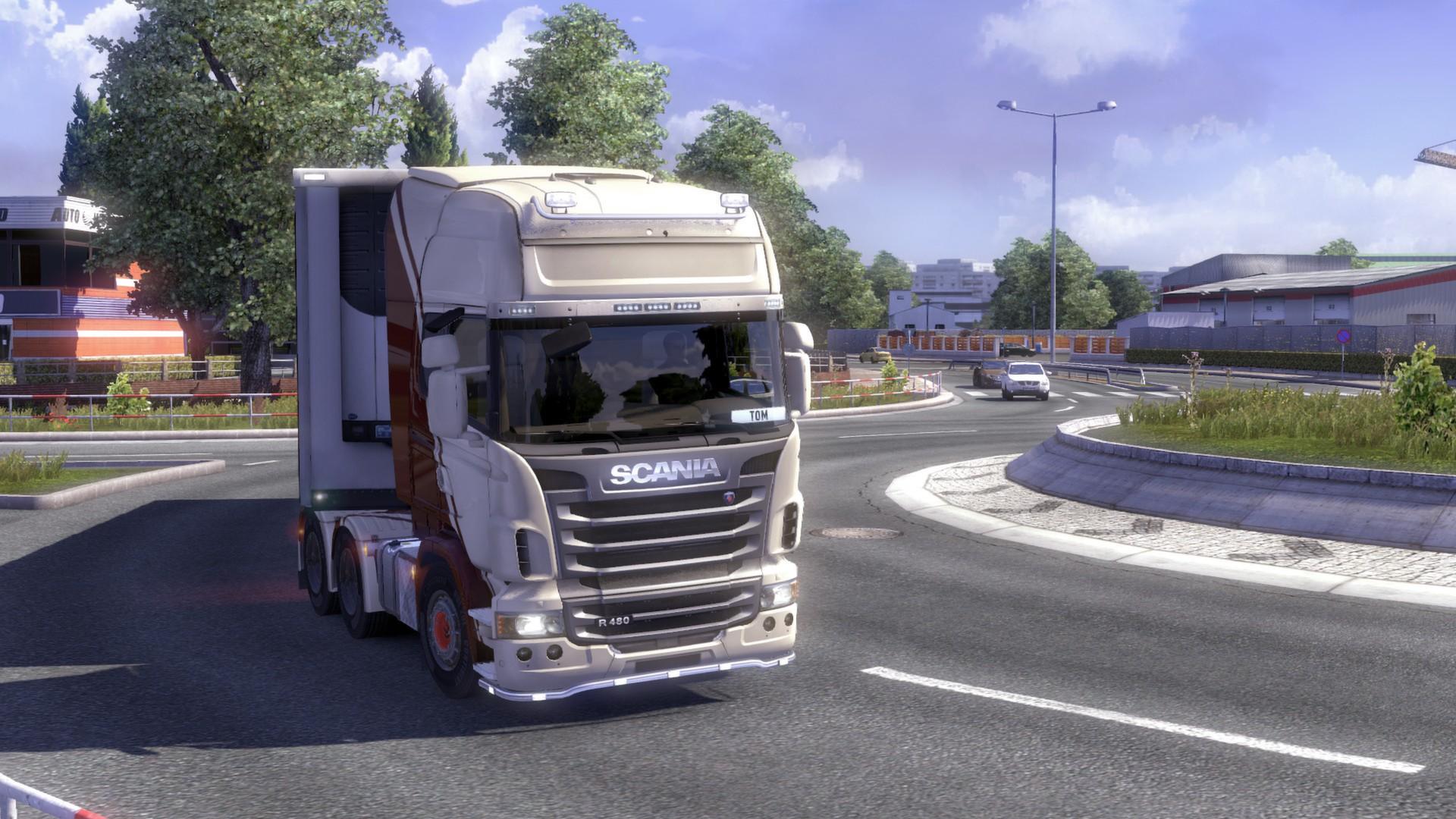 kaufen euro truck simulator 2 pc spiel steam download. Black Bedroom Furniture Sets. Home Design Ideas