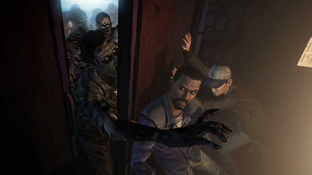 walking dead online game