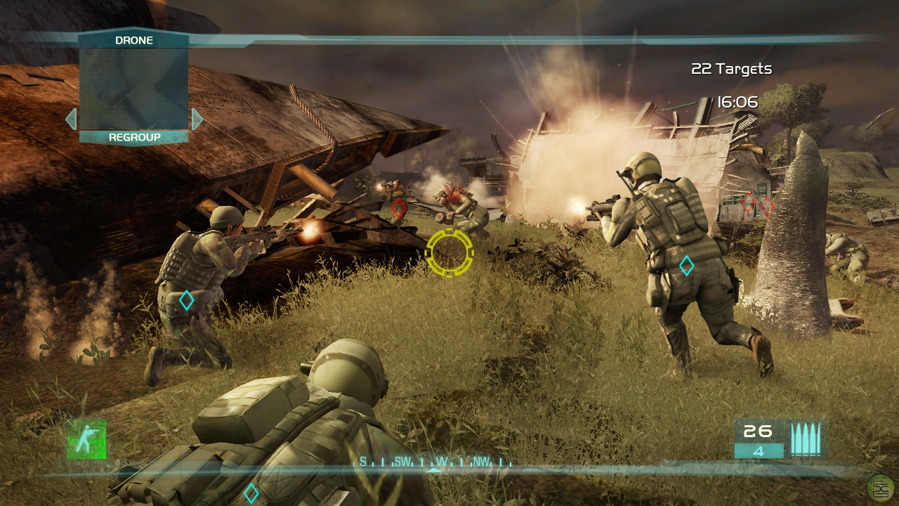 Ghost Recon Advanced Warfighter Game - Free Download Full Version ...