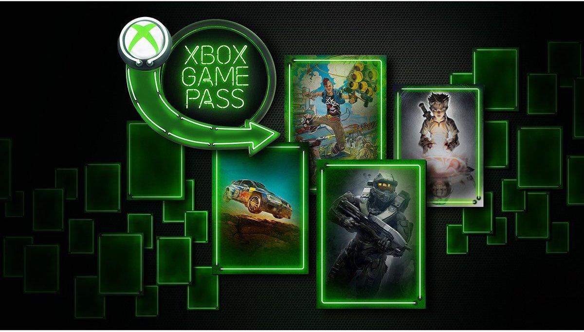 Buy Microsoft Xbox Game Pass 1 Month Membership Card
