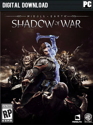 Middle-earth: Shadow of War USA (Voucher) cd key