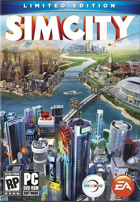 SimCity - Limited Edition cd key