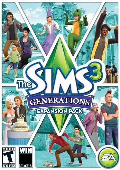 The Sims 3: Generations cd key